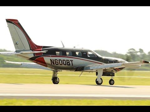 Piper M600 Turboprop Flight Trial