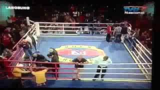 Muere boxeador de terribles golpes recibidos