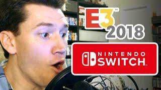 E3 2018: Nintendo Conference • 6.12.18
