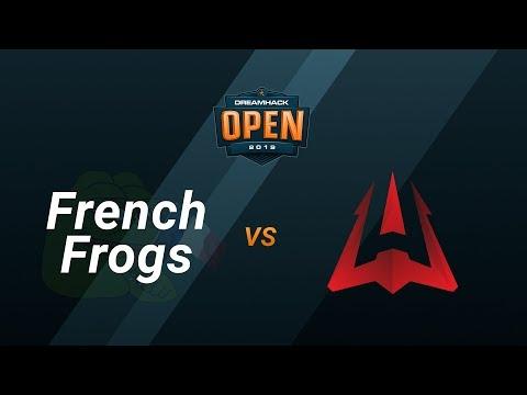 FrenchFrogs vs AVANGAR vod