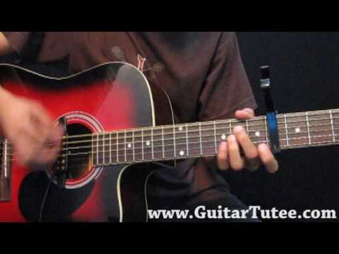 Demi Lovato - Gift Of A Friend, by www.GuitarTutee.com - YouTube