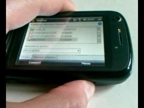 HTC TyTN II frozen
