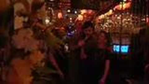 eder, ricardo and suzy at karaoke