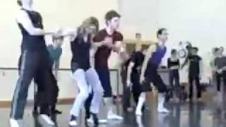 Louisville Ballet rehearsal with Wendy Whelan, Audience Magazine