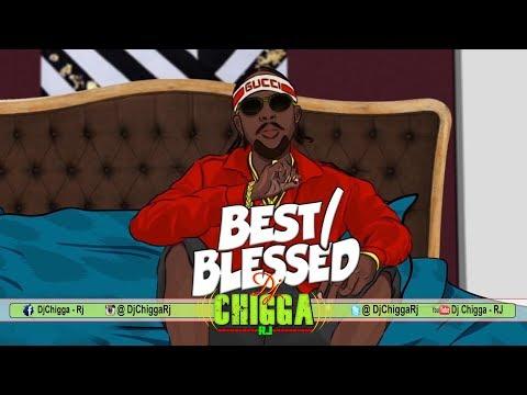 Popcaan - Best Blessed (Clean Radio Version) Dancehall 2019