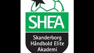 SHEA Skanderborg U16D - GOG - Bjerringbro Cup - 1. halvleg