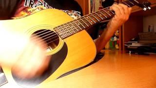 """""""LA MACARENA"""" Cover  Los Del Mar / Los Del Rio  Guitar Acoustic Lesson"""