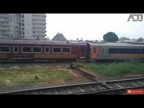 Balapan Antara Kereta Api Lokal Dengan Argo Parahyangan
