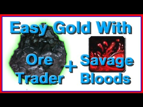 wow how to make gold fast for low levels