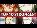 Top 10 STRONGEST Black Clover Characters! (Ten Overpowered Mages)