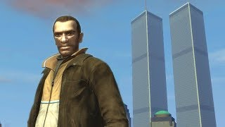 What Do The TWIN TOWERS Look Like in GTA 4? (WTC MOD)