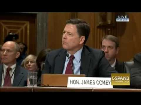James Comey discusses Cheryl Mills' immunity