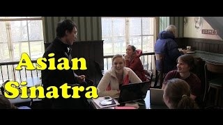 Asian Sinatra Serenades Women JerryLiuFilms 2013
