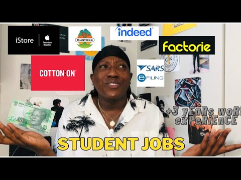 EP1: STUDENT JOBS| SOUTH AFRICAN YOUTUBER| Road to 200|