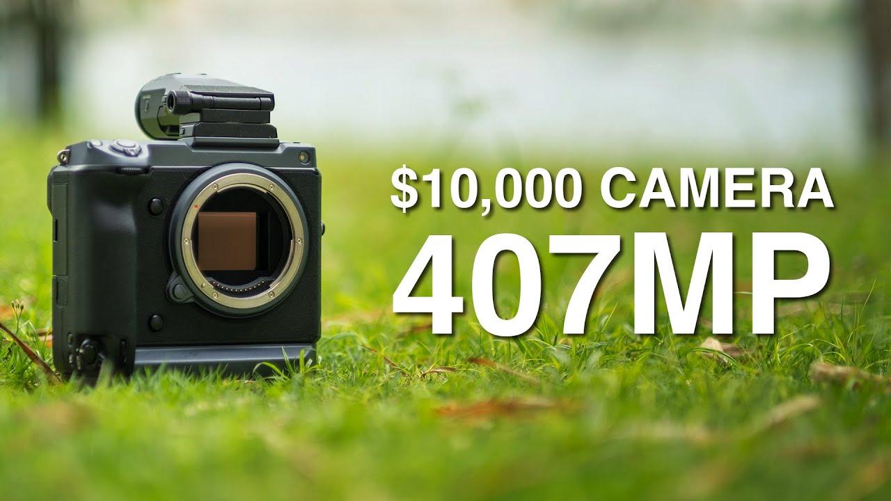 Un'occhiata da vicino alle foto da 400 MP scattate con la Fujifilm GFX100