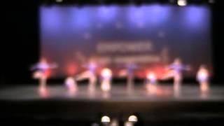 Competition Jazz Routine 2012 - Empowered - Salt Lake Dance Center
