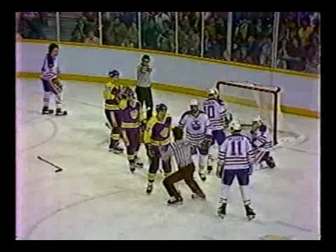 1982 Kings vs. Oilers Game 1 Highlights: Third Period