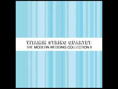 The Luckiest - String Quartet Tribute to Ben Folds - Vitamin String Quartet