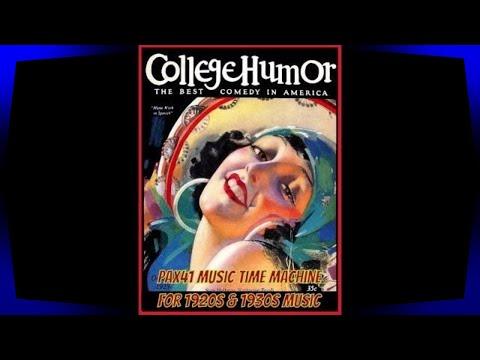 1920s Music (1925) Coon-Sanders Original Nighthawks - Everything Is Hotsy Totsy  @Pax41