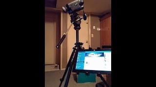Luna Optics full color nightvision with test footage and ufo captures
