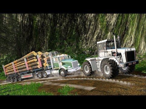 Farming Simulator 17 - Forestry on Jade Mountain 014 thumbnail