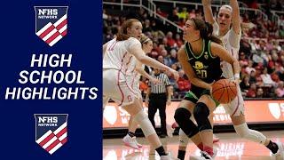 Sabrina Ionescu High School Highlights