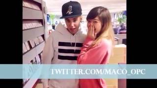 Traveling Justin Bieber in Tokyo With Sexy Girl Japan 2014!
