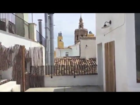 Valencia Penthouse Apartment In The Centre Of The City