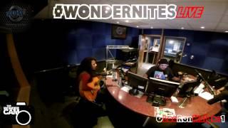Leeron Malgas Sings Happy Birthday to LuWayne Wonder on Good Hope FM #WonderNitesLive