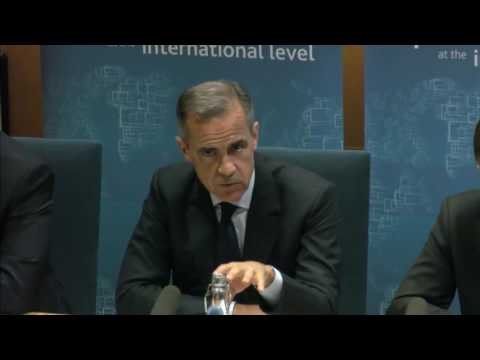 FSB pre-G20 press briefing