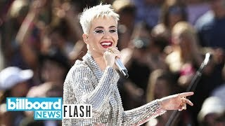 Katy Perry Pushes Back Start Date of Witness Tour, Reveals Opening Acts | Billboard News Flash thumbnail