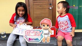 Toys Review Baby Secret | Zara Belajar TUBUHKU ISTIMEWA | video proteksi dini pada Anak