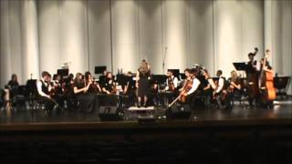 GCA Symphonic Strings - Fantasia on Greensleeves