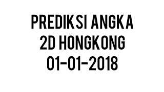 Rumus Prediksi Hongkong Hk 01-01-2018