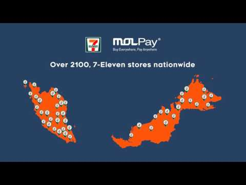 MOLPay - Pay Your Lazada Purchases At 7-Eleven!