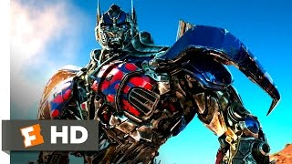 Transformers: Age of Extinction (3/10) Movie CLIP - Autobots Reunion (2014) HD