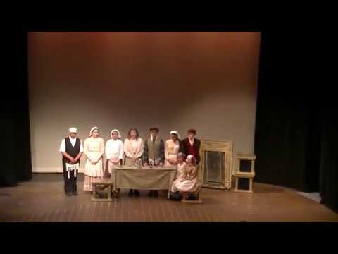 Fiddler on The Roof Part 1 Hedgerow Theatre
