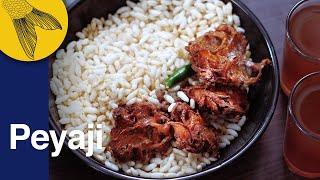Peyaji—simple Bengali onion fritters for rainy evenings—Easy Bengali snack