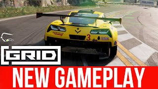 GRID 2019 NEW EXCLUSIVE GAMEPLAY - Okutama & Super Modified Nissan S15