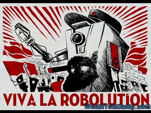 Podcastaholics Ep4, The robot uprising