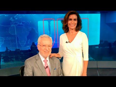 """Em áudio Vazado, Jornalistas Da Globo Dizem Que Alexandre Garcia Está """"gagá"""" E Busca Radicais"""