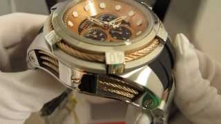 Обзор мужских наручных часов Invicta Reserve Bolt Chronograph 0829(, 2013-10-09T18:35:11.000Z)