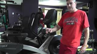 Cybex Arc 770at review, best Cardio machine around
