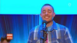 Dermot Kennedy - Outnumbered / Power Over Me (ARD-Morgenmagazin - 2019-09-03)