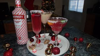 Simple Holiday Cocktails