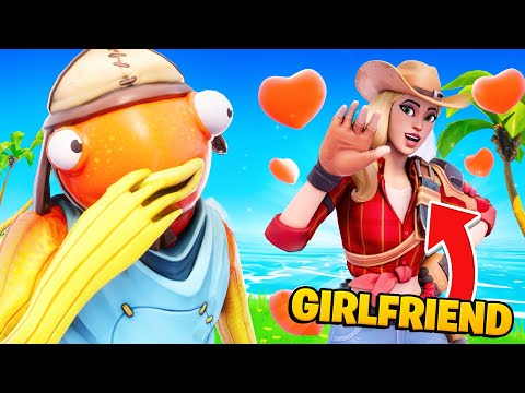 I Helped A 9 Year Old Get A Fortnite Girlfriend..