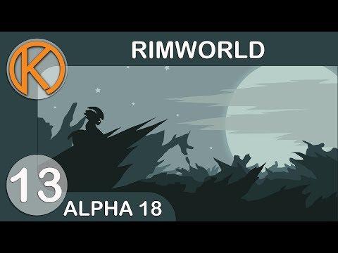 PEACE TALKS | RimWorld Alpha 18 - Ep. 13 | Let's Play RimWorld Alpha 18 Gameplay