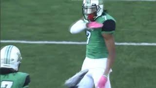 Marshall University Football Highlights 2014 - 2015: Centuries