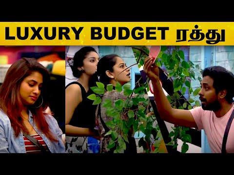 இந்த முறையும் Luxury budget-ஐ ரத்து செய்த BiggBoss..! | BB4 | Latest News | Shivani | Balaji | News