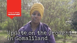 What is happening to Somaliland in the current drought?